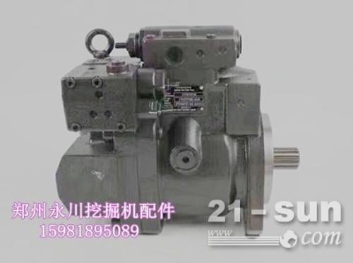 三一挖掘机液压泵K3VL80配件缸体柱塞配油盘回程盘球铰15...