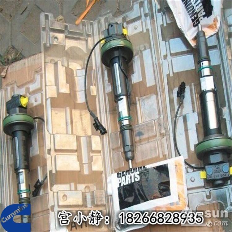 优势供应北方重汽特雷克斯TR45发动机喷油器4955524