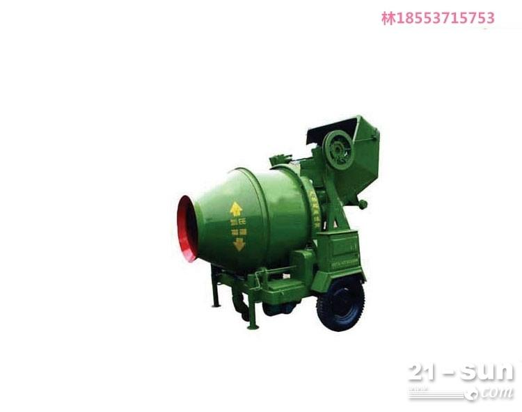 JZC系列混凝土搅拌机产品简介