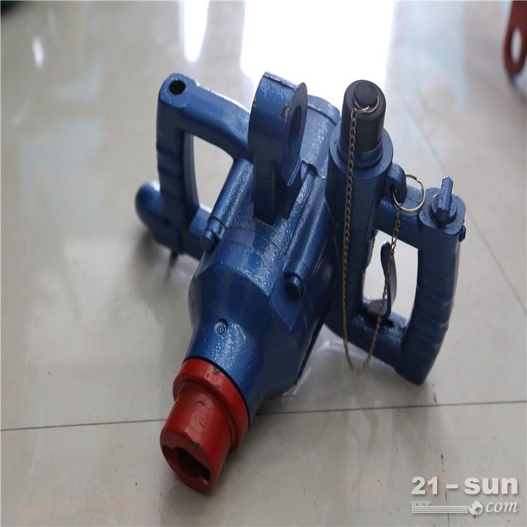 ZQS-25/2.0型手持式气动钻机