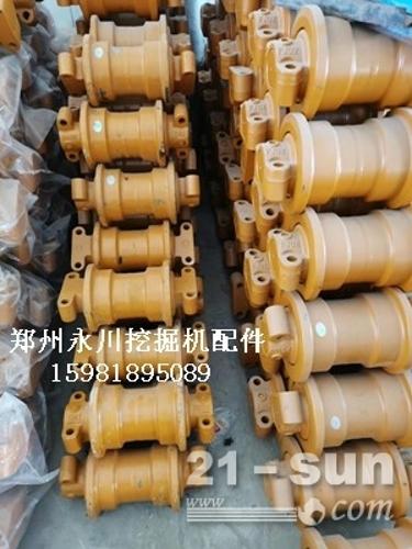 三一75挖掘机支重轮托链轮引导轮驱动齿郑州永川挖掘机配件15...