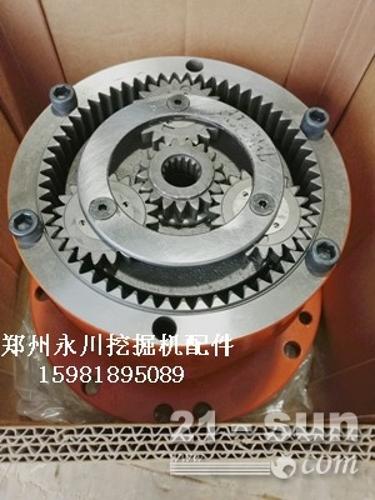 三一75-9回转马达减速机总成郑州永川挖掘机配件159818...