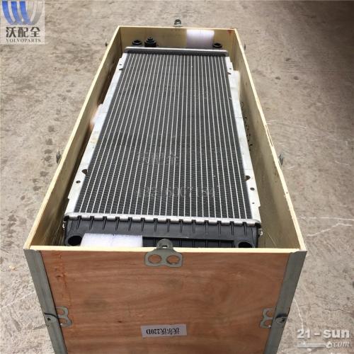 沃尔沃 EC220D新款水箱 铝塑 17248047