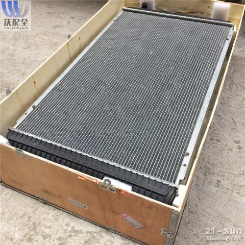 沃尔沃 EC360新款水箱 铝塑 11110696