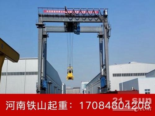 广西南宁轮胎式起重机厂家直销 起重量大质量保证