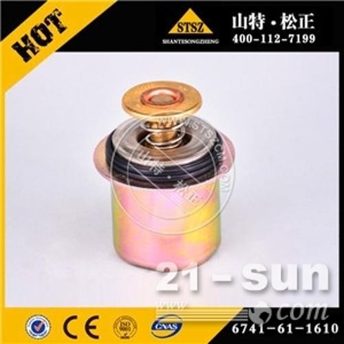 小松挖掘机PC400-7节温器6212-65-2610厂家直...