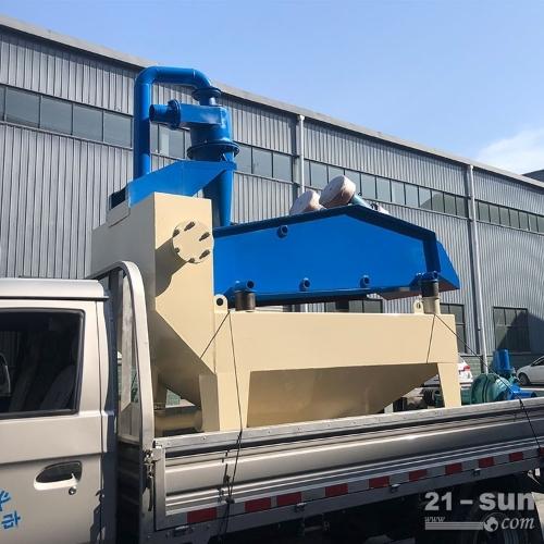 大型细沙回收机设备-细沙回收机结构