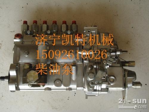 小松挖掘机PC200-6柴油泵 小松配件