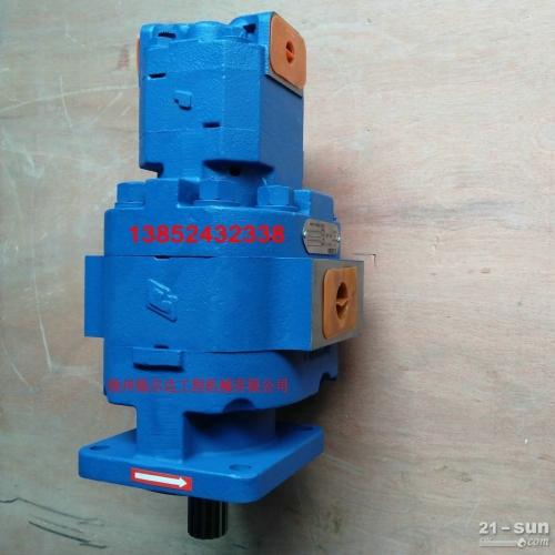 徐工XS202J-1压路机双联泵 震动泵 液压振动泵