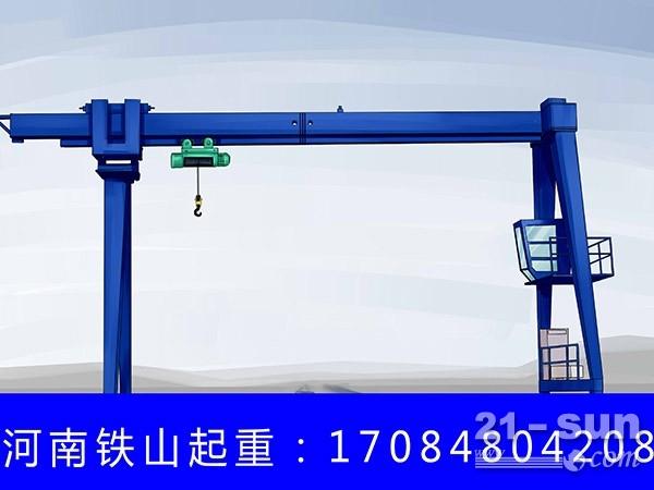 广东深圳轮胎式集装箱起重机厂家 龙门吊防风措施