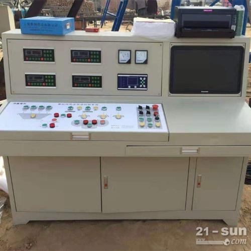 搅拌站控制系统PCL控制柜智能生产混凝土厂家出售