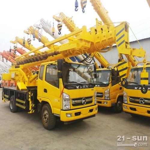 新款16吨吊车配置 福田吊车多少钱一台 厂家直销
