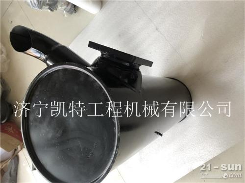 小松挖掘机PC400-7排气管 小松配件