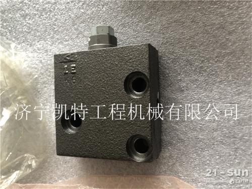 小松挖掘机原装配件 小松PC200-7自主减压阀
