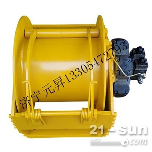 2吨液压绞车 提升液压卷扬机厂家 3吨液压绞车