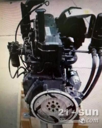 小松挖掘机PC200-8发动机总成 小松纯正配件