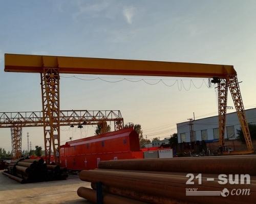福建福州龙门吊出租价格厂家MH型桁架电动葫芦门式起重机