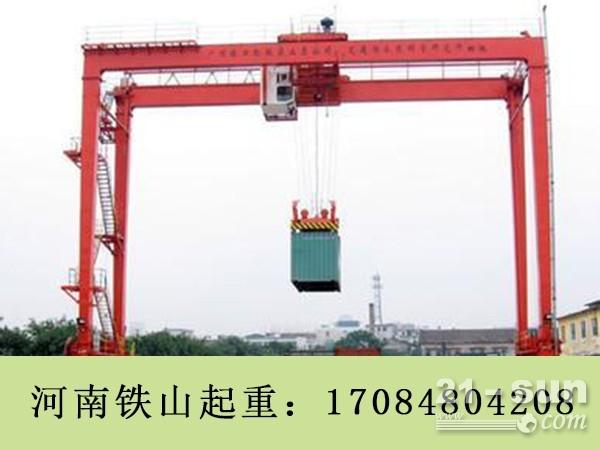 四川宜宾轮胎门式起重机厂家 出租70T-30M架桥机