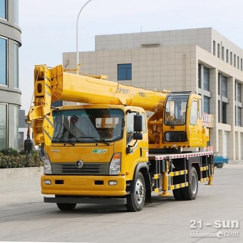 新款十六吨吊车价格 东风吊车厂家 全国支持分期 保证质量