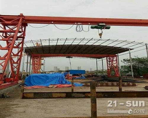四川宜宾半门式起重机厂家 制造业快速发展