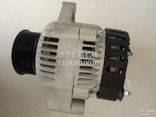 小松挖掘机配件 小松PC240-8发电机
