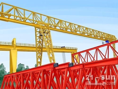 60吨提梁机在江西抚州大批量龙门吊出租