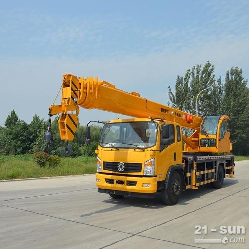 供应十二吨吊车配置 东风吊车价格 厂家售后服务好 欢迎咨询
