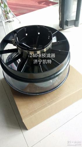 小松挖掘机配件 小松PC240-8预滤器