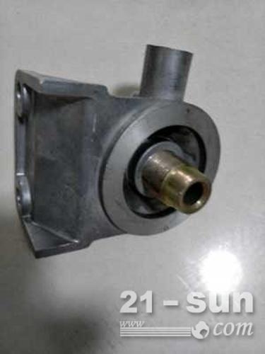 小松挖掘机配件 小松PC300-7柴滤座