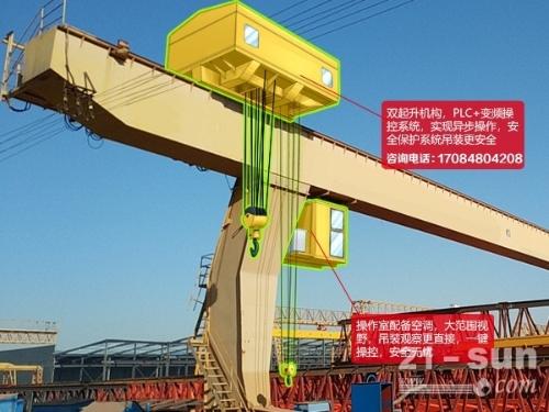 湖北荆州龙门吊出租价格厂家 支持二手龙门吊回收