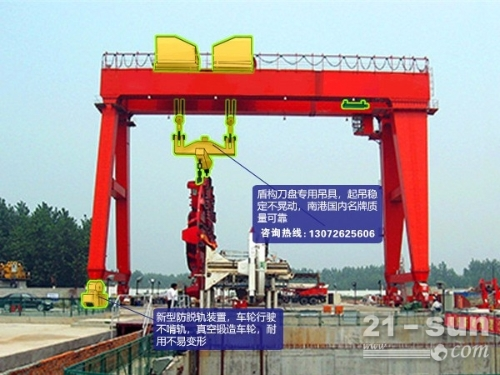 广东潮州龙门吊出租厂家二手龙门吊32吨租赁
