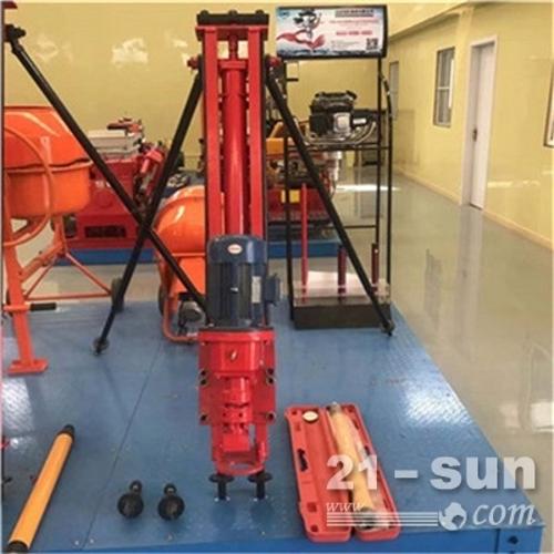 工程护坡打桩潜孔钻机 边坡支护钻孔注浆潜孔钻机