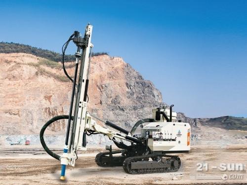 临工矿山SD150露天潜孔式钻机