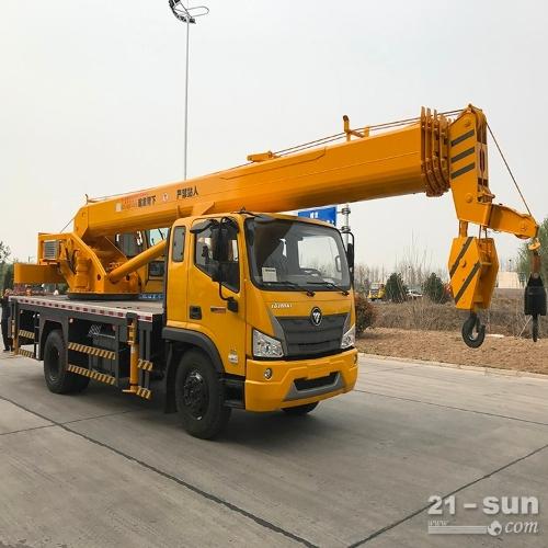 新款12吨吊车配置 四通吊车厂家 吊车12吨多少钱一辆 欢迎咨询