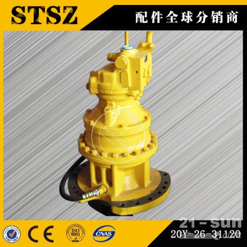 巴中小松挖掘机PC750SE-7回转机构209-26-00040