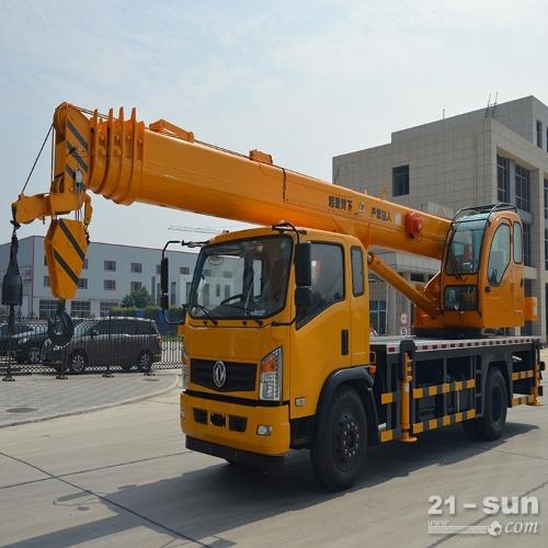 新款12吨汽车吊价格 12吨吊臂有多长 全国可上牌/包上户