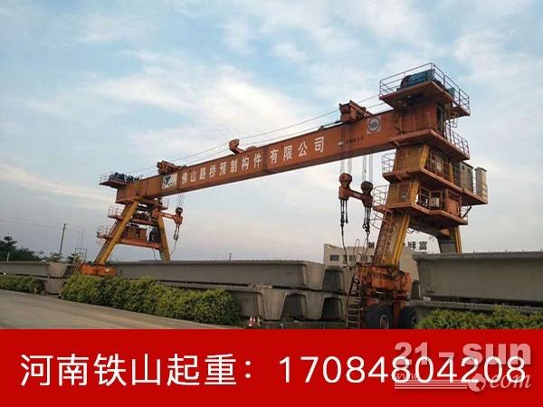 广东佛山轮胎式起重机销售厂家 设备出口国外