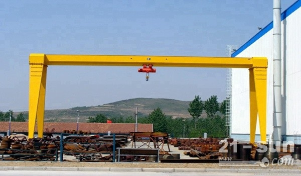 四川成都吊钩龙门吊租赁厂家 电动龙门吊10吨