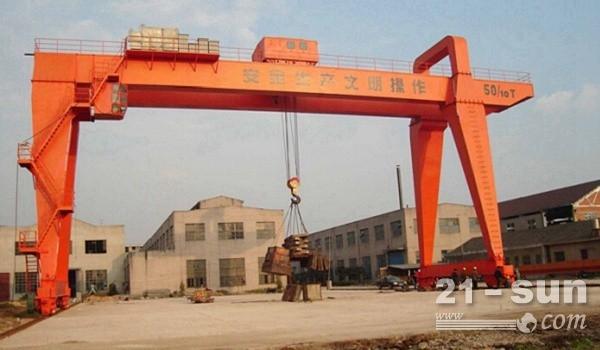 河北邢台80吨龙门吊租赁价格 设备中国制造