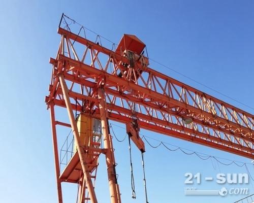 西藏林芝80吨龙门吊租赁价格 设备让您眼花缭乱