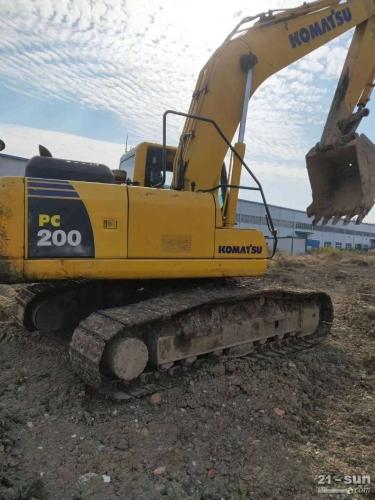 小松小松200-8Mo二手挖掘机