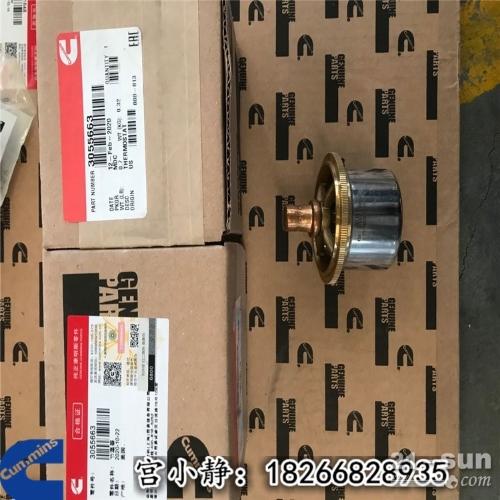 济宁发货工程机械发动机3055663节温器美康?