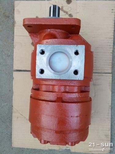 吴江打桩机液压齿轮泵青州液压泵厂制造