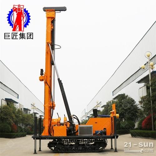 水气两用钻机JDL-300型钻机可移动水气一体钻机