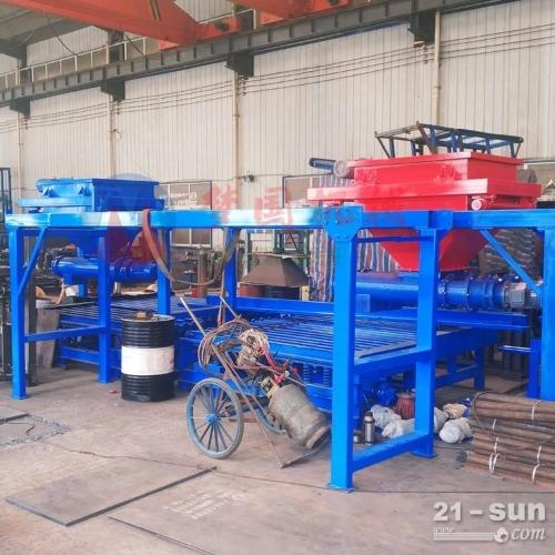 混凝土预制构件自动化水泥生产线 PRC预制件加工设备厂家定制