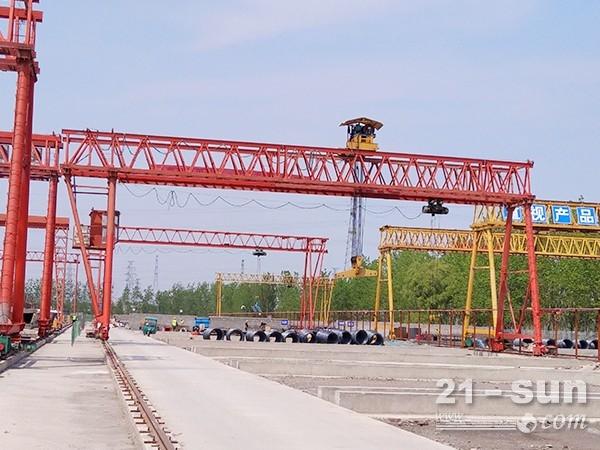 云南昭通龙门吊出租厂家200吨龙门吊主横梁高度有多少