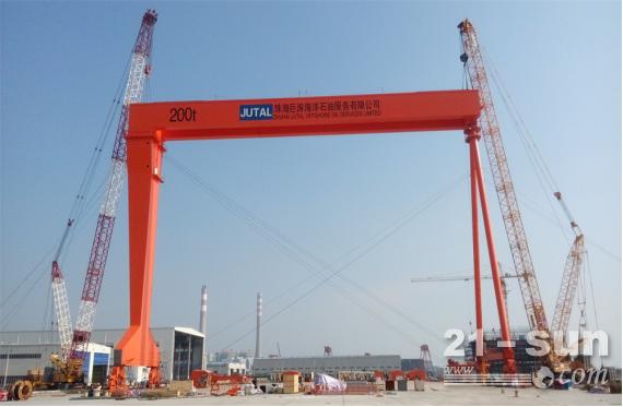 云南昭通80吨龙门吊出租厂家在附近有设备出租销售