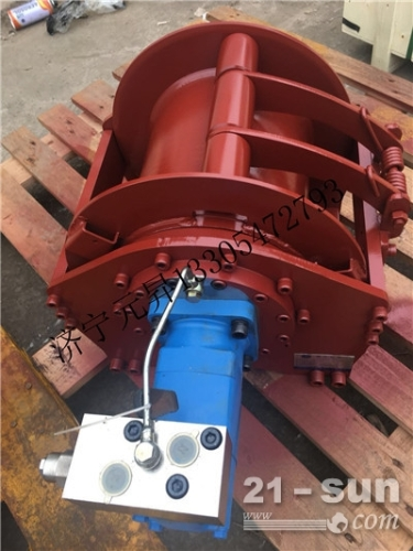 装载机3吨液压卷扬机 提升液压绞车厂家