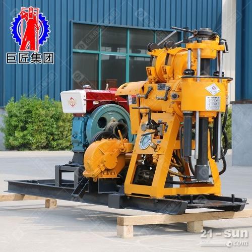 液压百米钻井机HZ-130Y 130米液压水井钻机