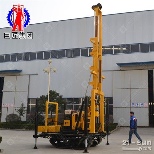 液压水井钻机xyd-130型130米全自动深水井钻井机